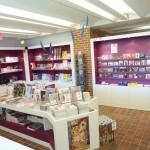 boutique du musée LAM de villeneuve d'ascq
