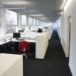 mobilier Open space dans un cabinet d'architecture